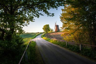 Blåbæk Windmill