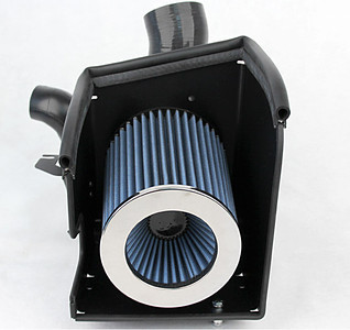 Steeda Cold air intake filter side