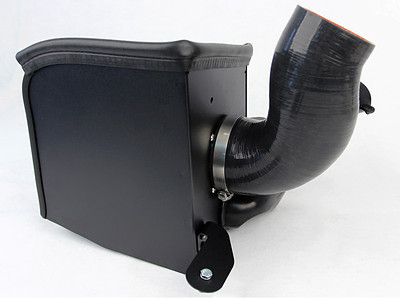 Steeda Cold Air intake rear