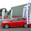 Steeda Focus ST at the Collins Ecoboost open day