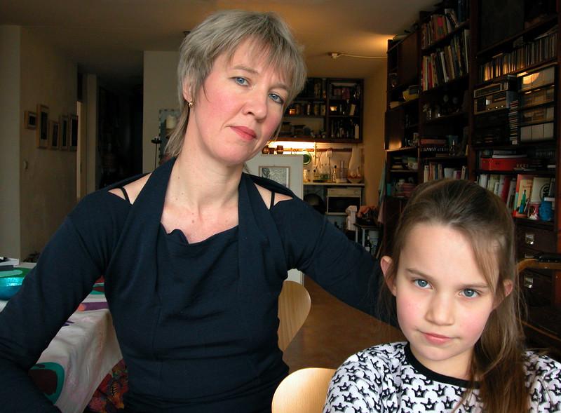 Maria en Liesbet 071202