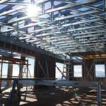 Makiki Project - Steel Truss & Panel