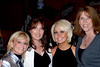 042109CanYouDuet 023 Tina Swanson w Julie Moriva w Meghan Linsey of Stell Magnolia w Kat Speer