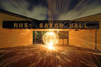 North High steel wool orb