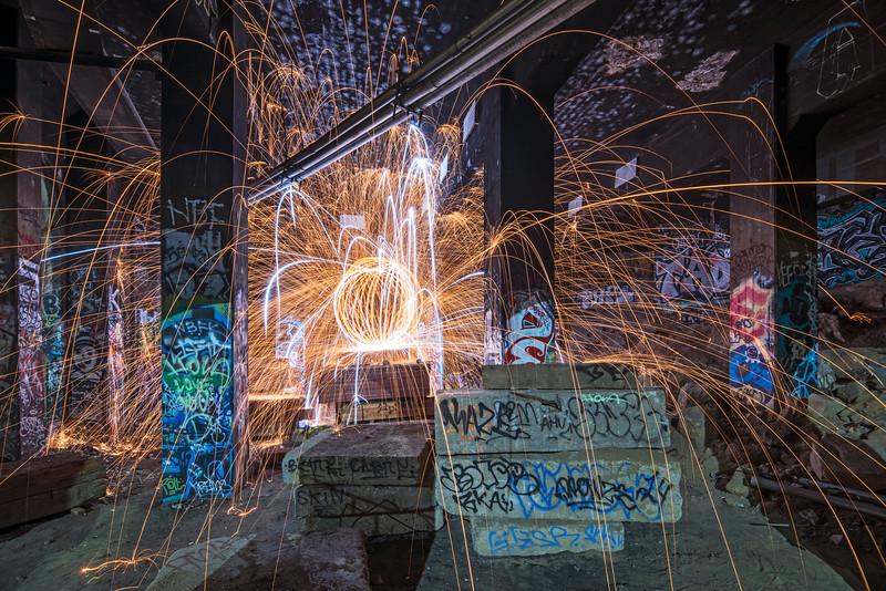 Organized Chaos, Steel Wool in Los Angeles