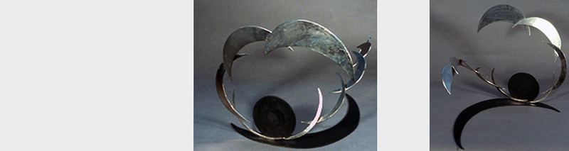 "Painted Steel<br /> 18""x9""x10"""