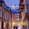 Quebec City - Rue du Cul de Sac - Dead End Street  035