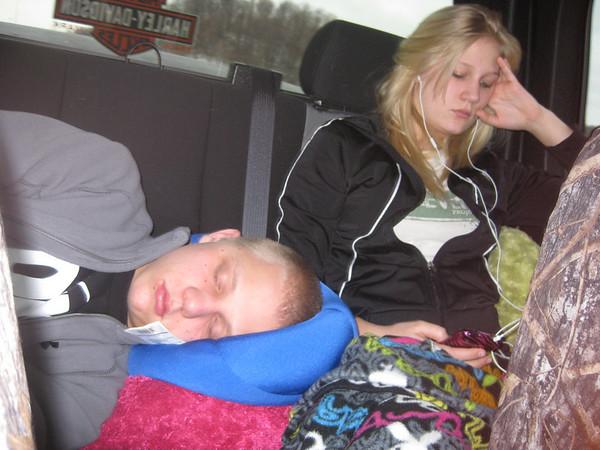 Steelers trip dec ember 2010