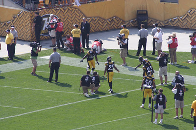 2007 Steelers-Seahawks Game
