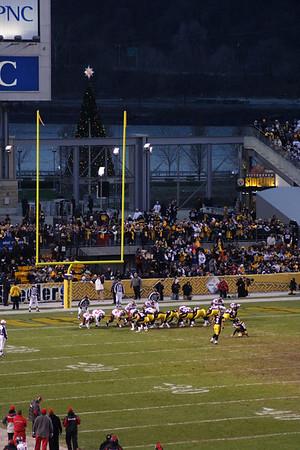 Steelers-Bucs Game
