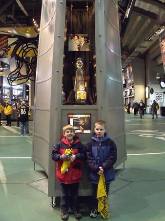 Steelers Ravens 2009 Game