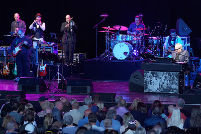 Steely Dan  live at DTE Music Theatre on 6-8-2016. Photo credit: Ken Settle