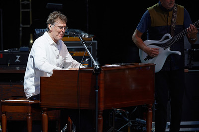 Steve Winwood  live at DTE Music Theatre on 6-8-2016. Photo credit: Ken Settle