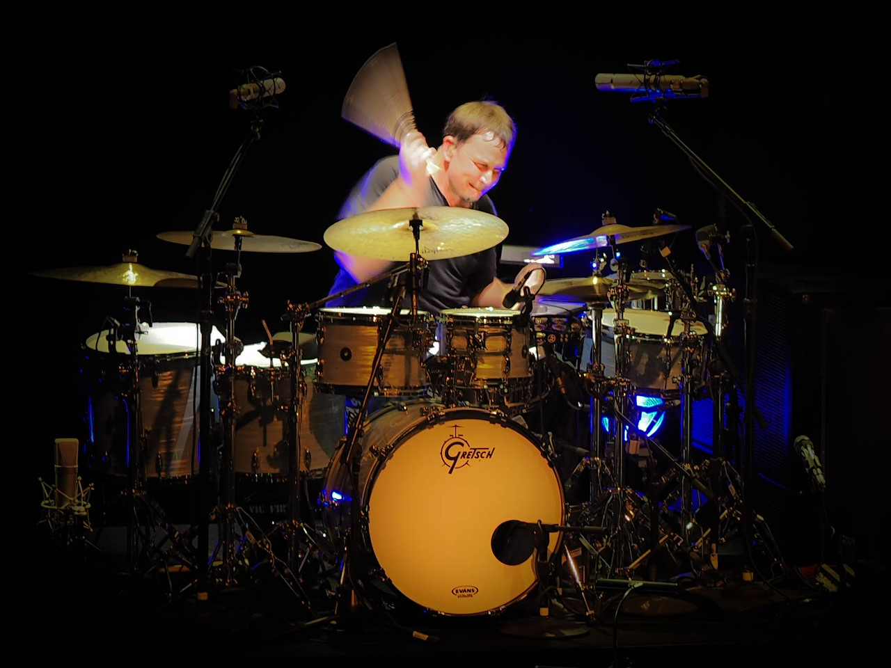 Keith Carlock - Steely Dan @The Beacon Theatre, NYC - Oct 2015