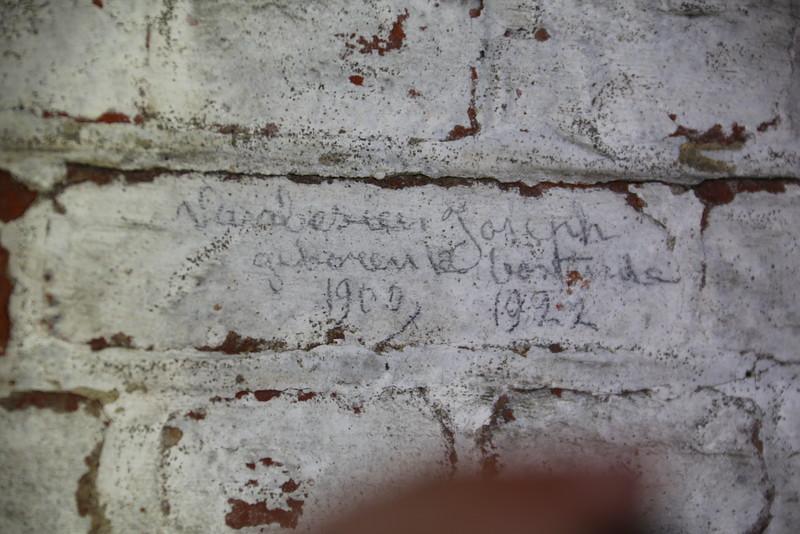 In het Fort van Steendorp (Geleide wandeling 22/08/2015)