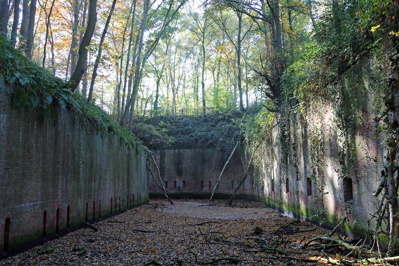 Fort van Steendorp  (Herfst 2015)