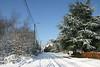 Steendorp - winter februari 2004 (Warandestraat)