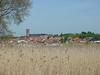 Steendorp (vanop de dijk in Hingene - 2003)