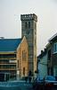 Steendorp - Gelaagstraat - Kerk in de steigers