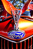 Ford V8 Hood Ornament