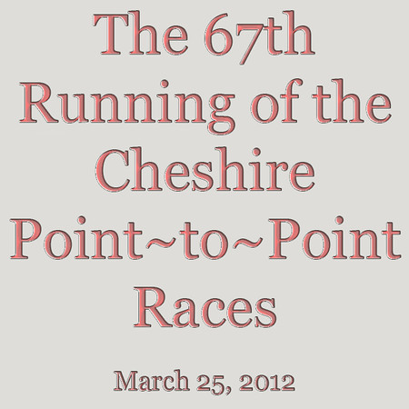00001 - The Cheshire Point to Point