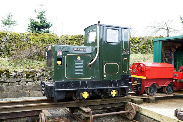 Narrow Gauge Diesel Locomotives