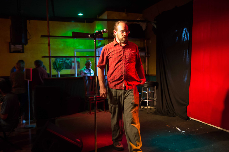 Comedy Night Red Bicycle Steffon Moody and Jim Ferrell Hosts