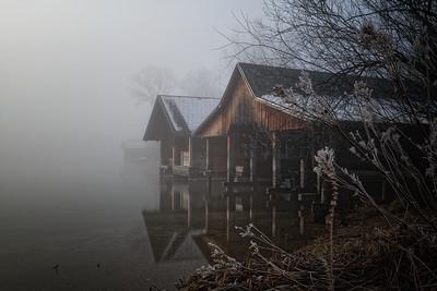 Altaussee Bootshütte