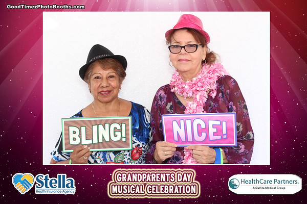 Grandparents Musical Celebration 2017