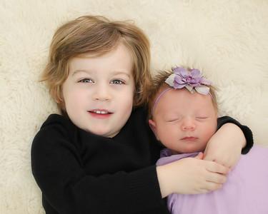 Stella Newborn Peeks