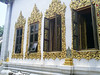 The first temple we saw in Bangkok...