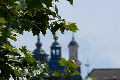 Zutphen torenstad.