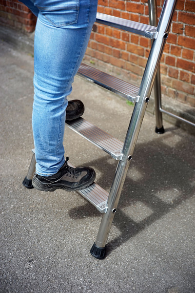 Probat Industrial Step Ladders