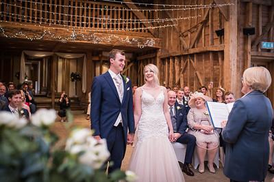 Steph & Matt Wedding