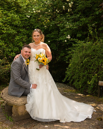 Stephanie & Lee - Moddershall Oak Photographer - Wedding Photography Staffordshire - Staffordshire Wedding Photographer -Neil Currie Photography.