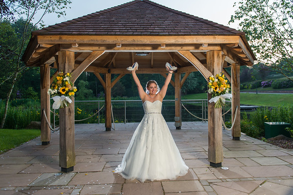 Stephanie & Lee - Moddershall Oak Photographer - Wedding Photography Staffordshire - Staffordshire Wedding Photographer -Neil Currie Photography.