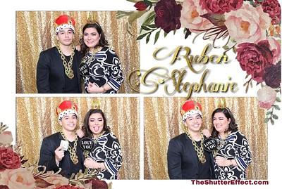 Stephanie & Ruben