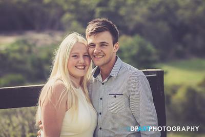 Stephanie & Ryan Pre Wedding