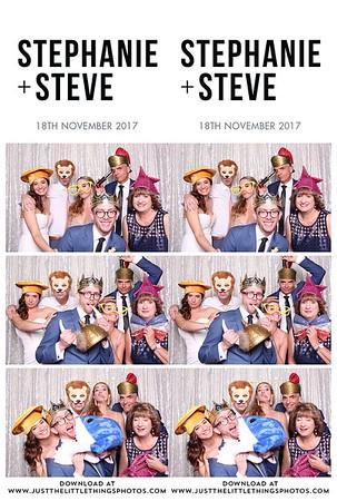 Stephanie & Steve
