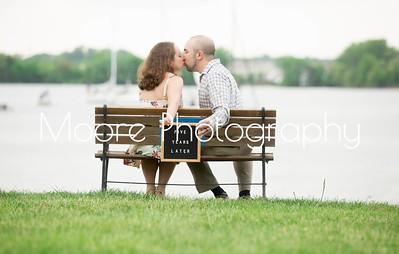 Stephanie and Dave 2019