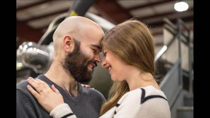 Stephanie and Eric