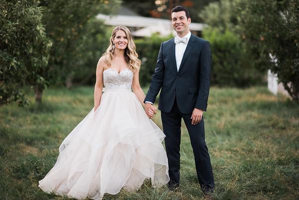 Stephanie and Jordan Wedding