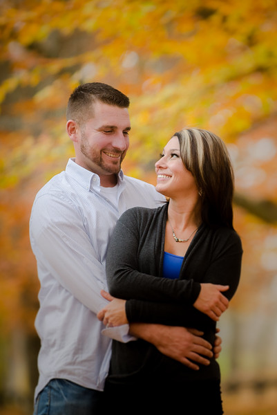Stephanie and Mike :: Engaged