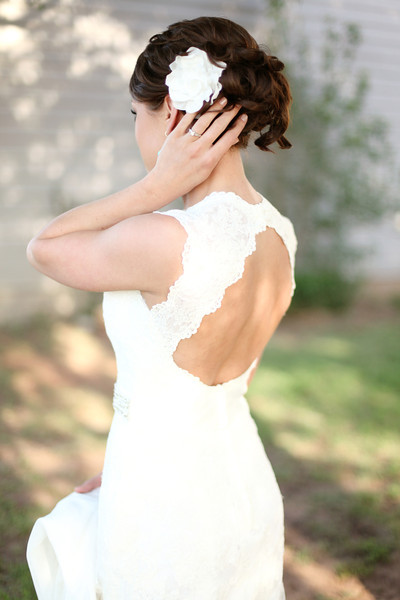 Styled Bridal Shoot Lace Wedding Dress077