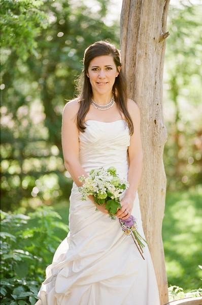 Organic Garden Bridal Film Whitney68
