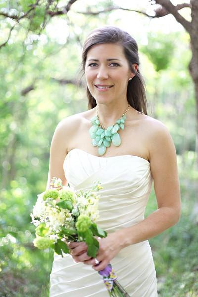 Organic Garden Bridal Whitney12