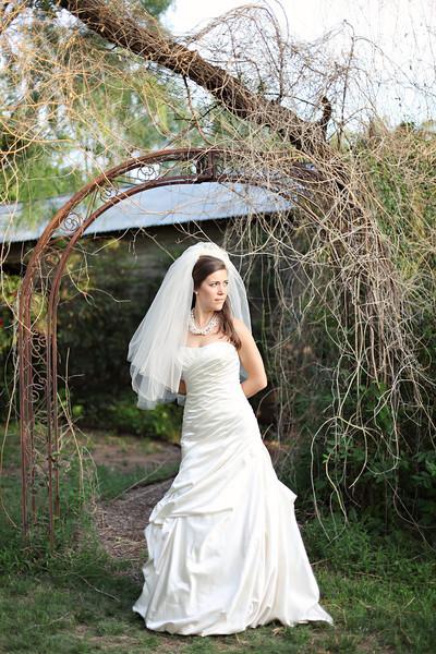 Organic Garden Bridal Whitney35