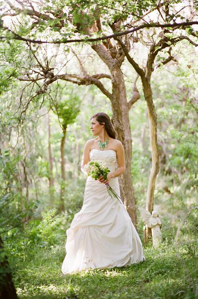 Organic Garden Bridal Film Whitney65