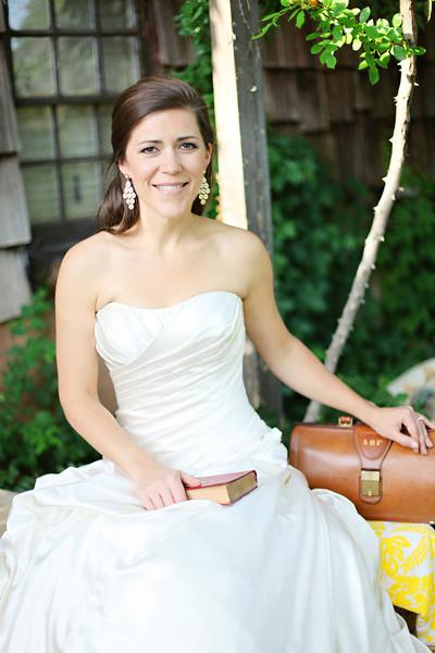 Organic Garden Bridal Whitney22