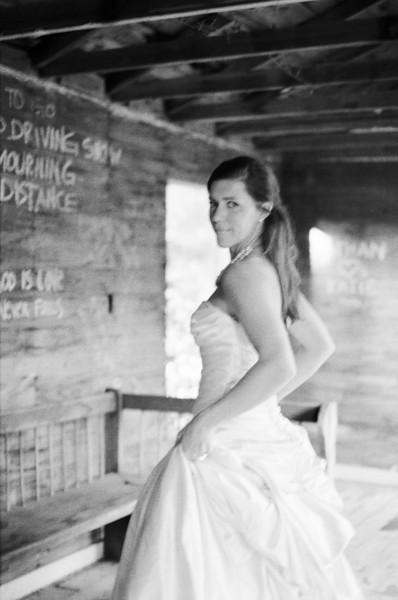 Organic Garden Bridal Film Whitney54